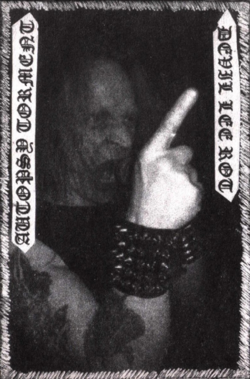 Devil Lee Rot/Autopsy Torment (Tape)
