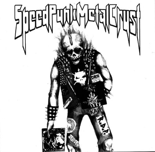 Speed Punk Metal - 4 way split (EP)
