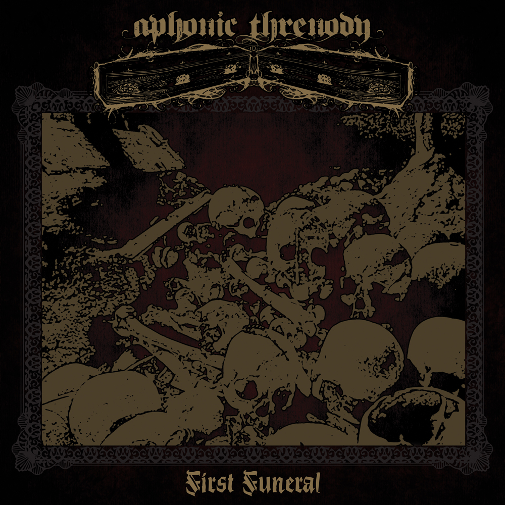 Aphonic Threnody - First Funeral (LP)