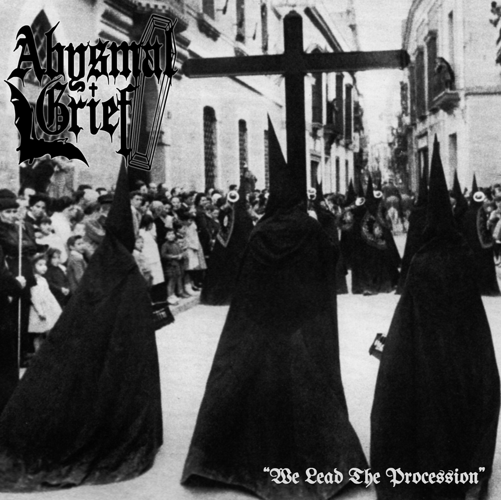 Abysmal Grief - We Lead The Procession (CD)