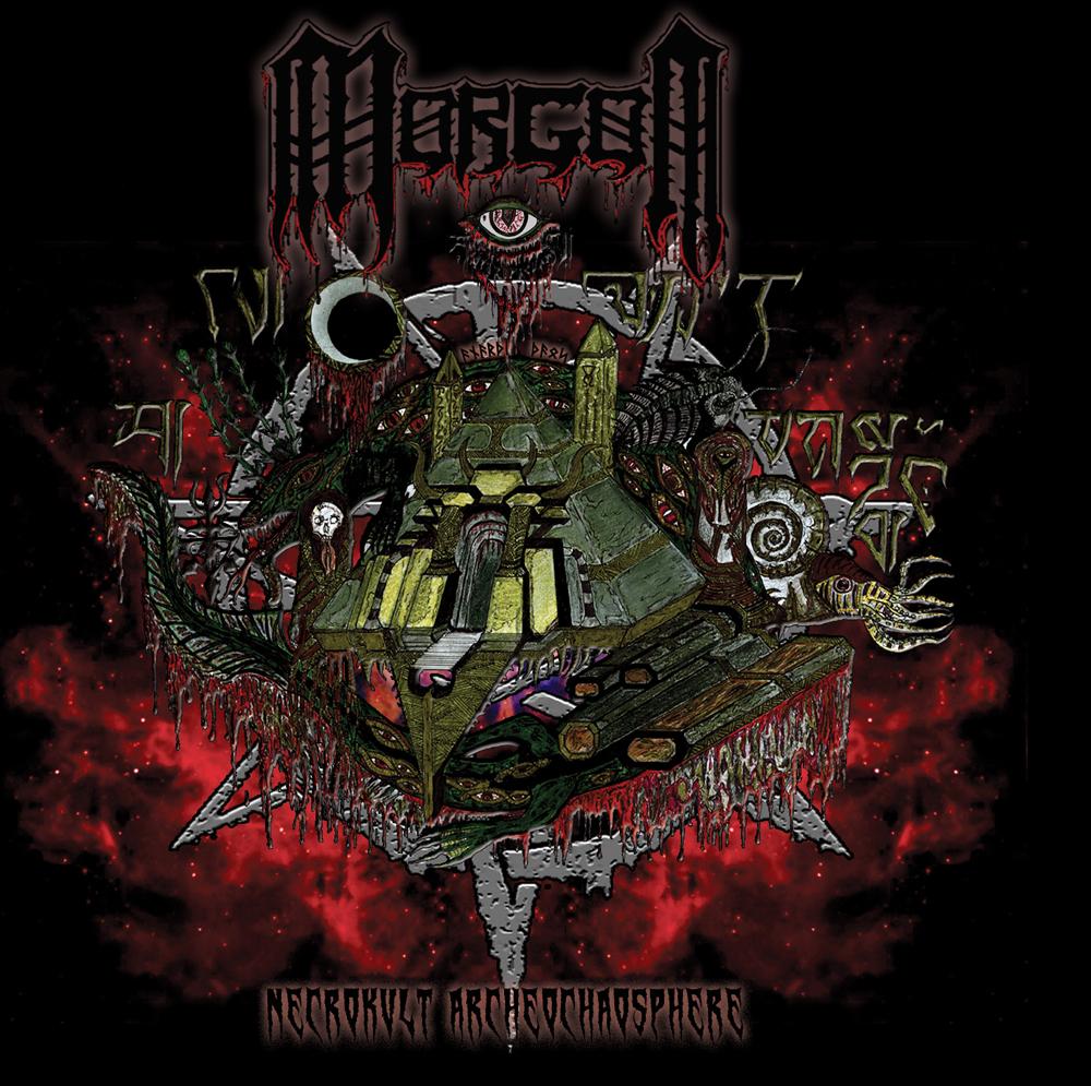Morgon - Necrokult Archeochaosphere (CD)