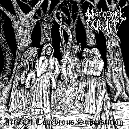 Nocturnal Vomit - Arts Of Tenebrous Superstition (EP)