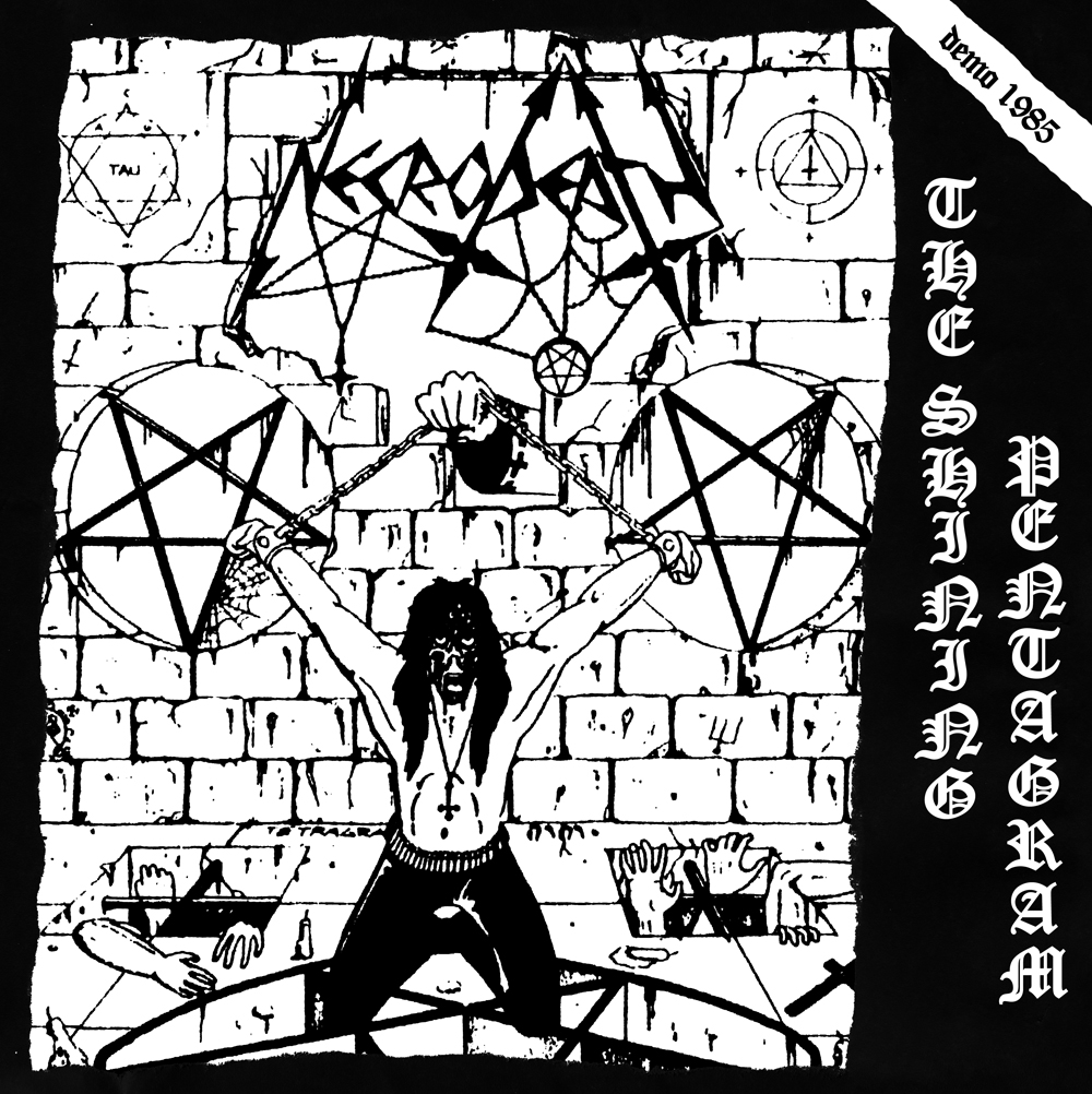 "Necrodeath - The Shining Pentagram (10""MLP)"