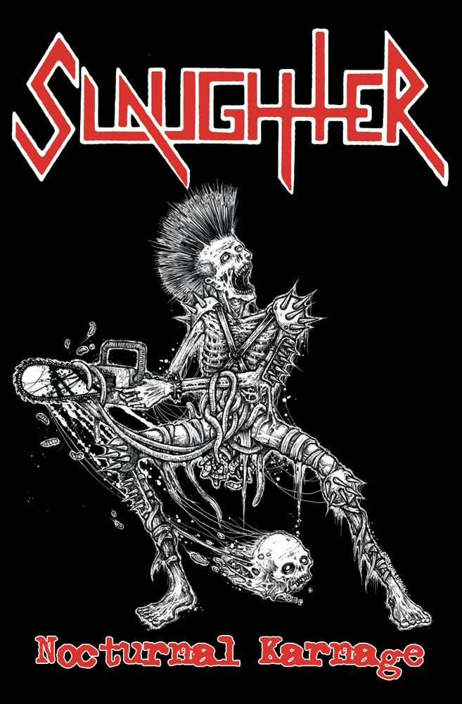 Slaughter - Nocturnal Karnage (Tape)