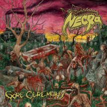 Necro - Gore Ceremony (CD/LP)