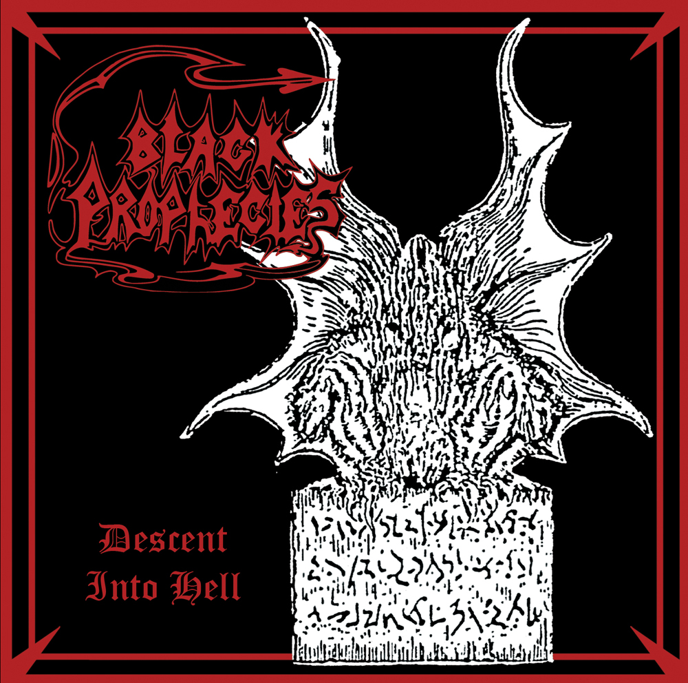 Black Prophecies - Descent Into Hell (CD)