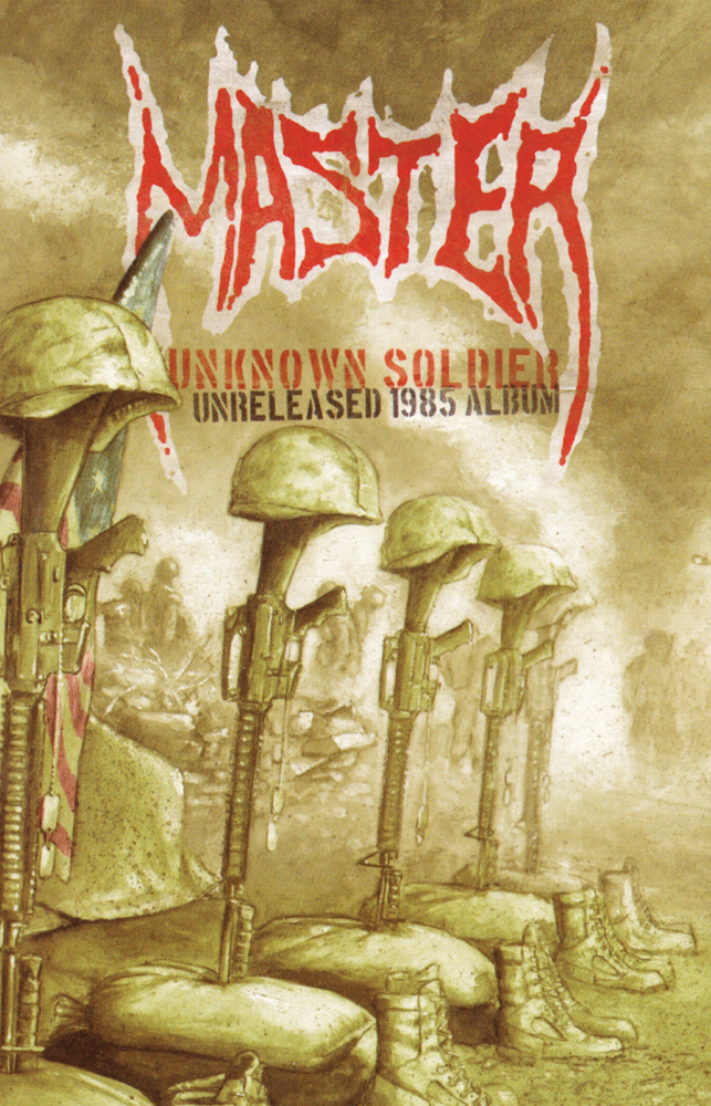 Master - Unknow Soldier (Tape)