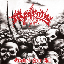 Mourning - Greetings From Hell (LP)