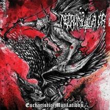 Necromutilator - Eucharistic Mutilations (CD/LP)