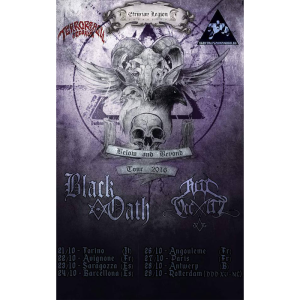 Black Oath European Tour