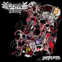 Cryptic Brood brain eater lp