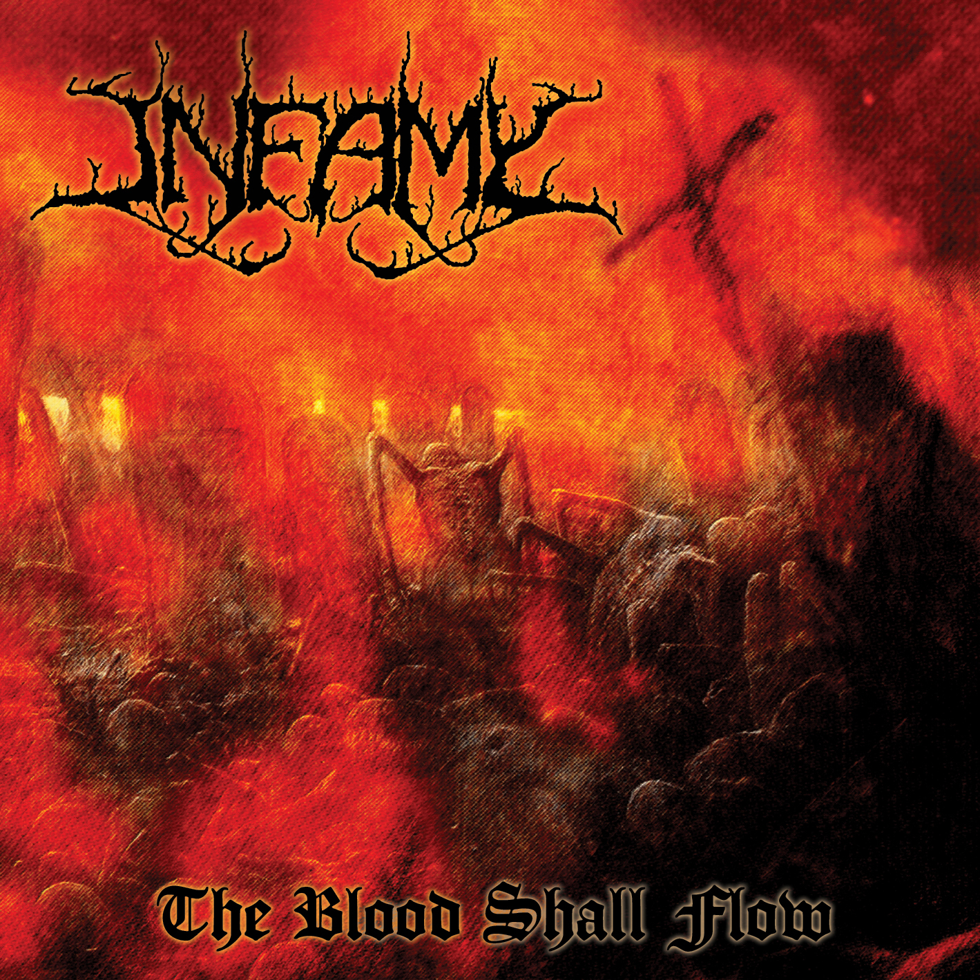 Infamy - The Blood Shall Flow (LP/CD)