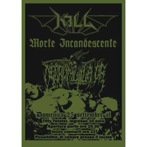 Kill Necromutilator gig