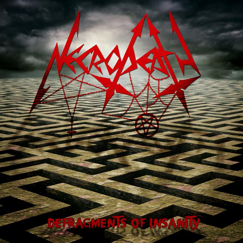 Necrodeath - Defragments Of Insanity (LP)