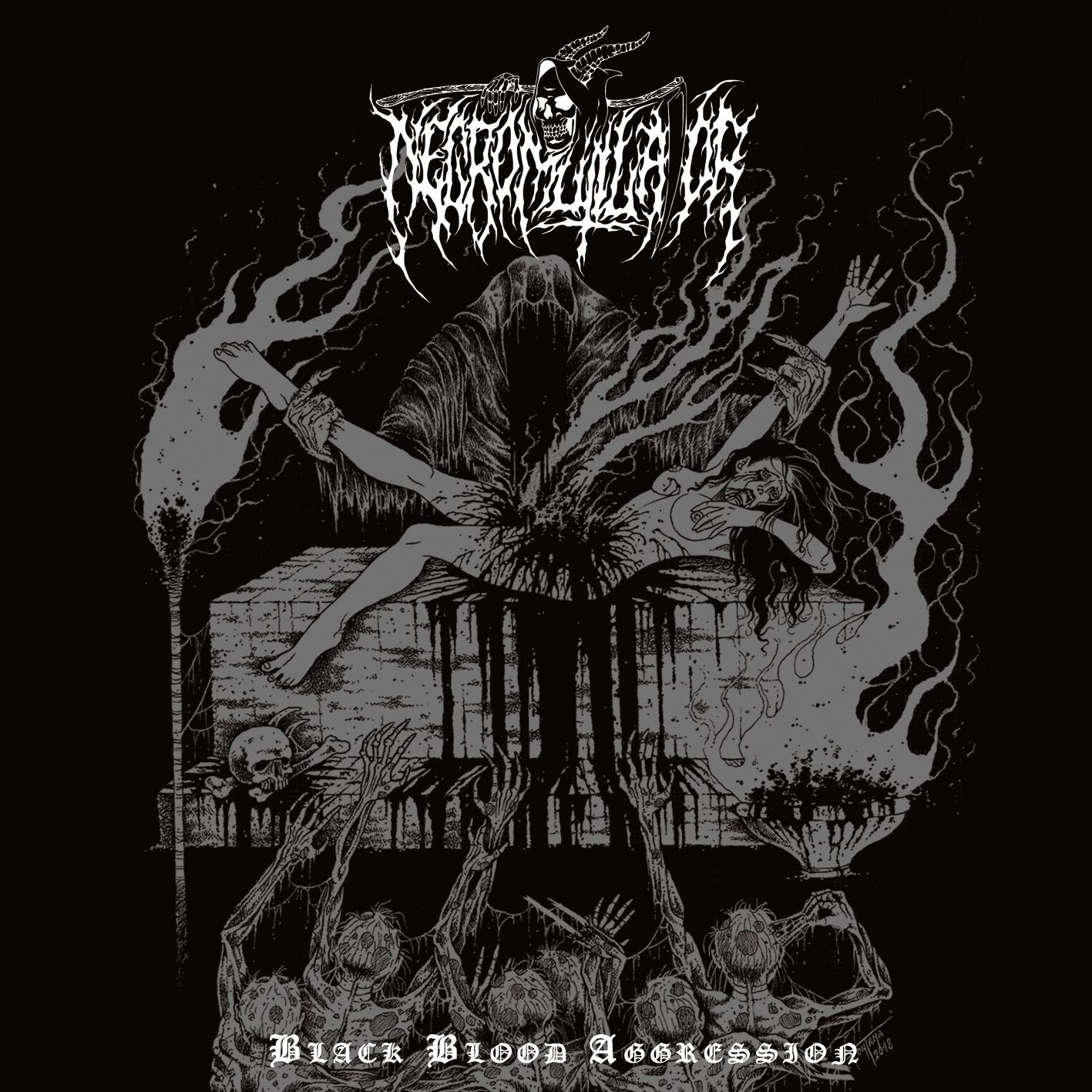 Necromutilator - Black Blood Aggression (CD)