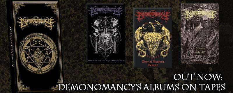 Demonomancy - Burnt Vitriol: A Relics Compendium