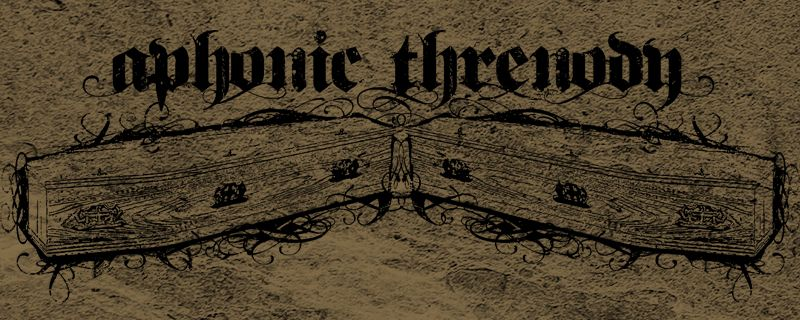 APHONIC THRENODY – Of Loss And Grief – Upcoming full lenght