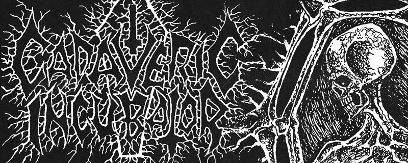 "CADAVERIC INCUBATOR ""Unburied Morbidity"" LP/CD – Out in September!"